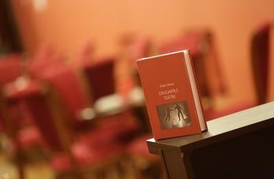 Pirmā grāmata par Daugavpils teātri