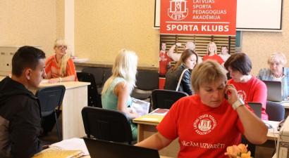 """LSPA visaktīvāk piesakās studijām programmā """"Sporta zinātne"""""""
