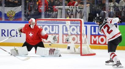 Lieliska momentu realizācija un vārtsarga sniegums ieved Šveici finālā