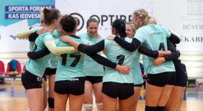 """""""Jelgava"""" ar uzvaru atklāj jauno Baltijas sieviešu līgas sezonu"""