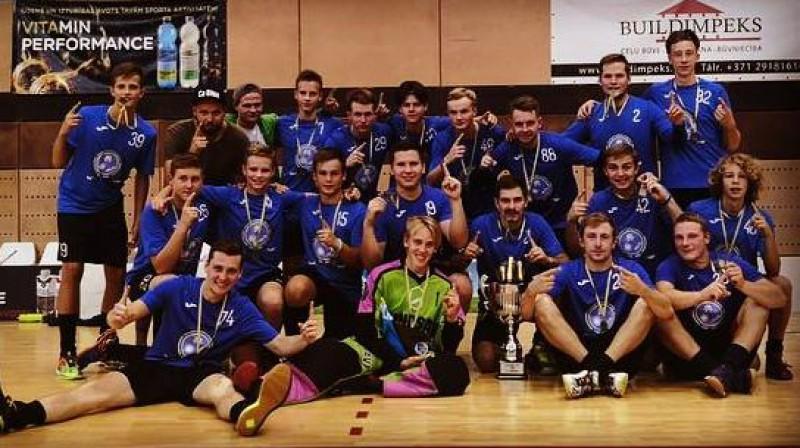FBK SĀC uzvarēja pēdējā sagatavošanās turnīrā un jaunās sezonas ievadā Foto: FBK SĀC