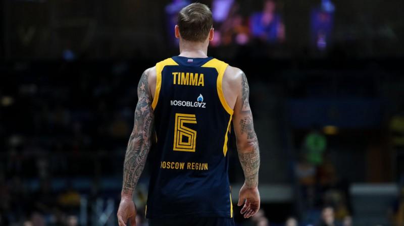 Jānis Timma. Foto: Arthur Stabulnieks