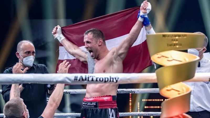 Mairis Briedis. Foto: World Boxing Super Series