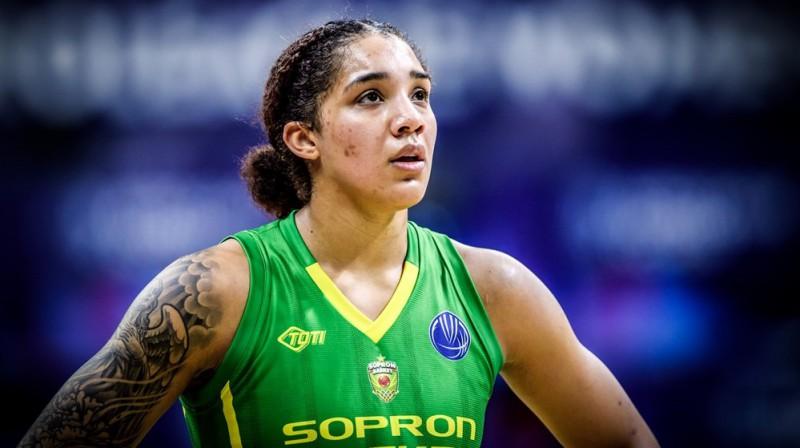 Gabija Viljamsa. Foto: FIBA