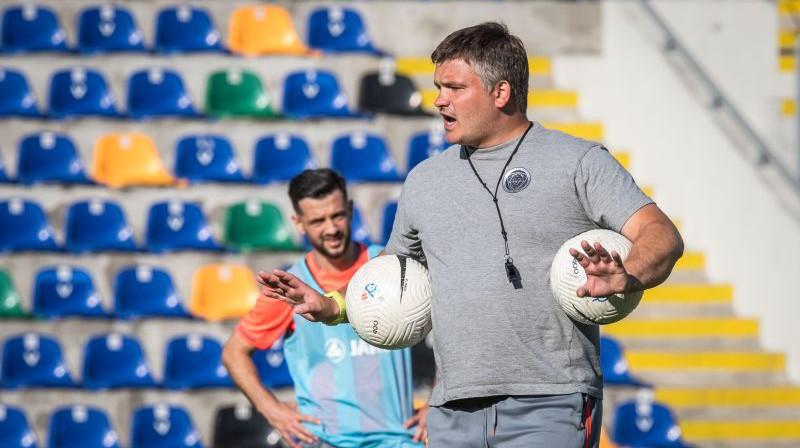 Andris Riherts. Foto: Zigismunds Zālmanis, Riga FC