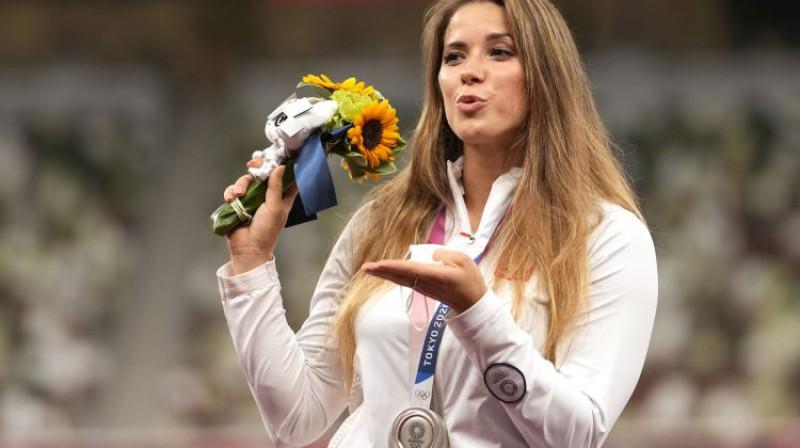 Marija Andrejčika. Foto: AFP/Scanpix