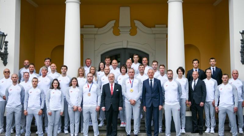 Foto: Ilmārs Znotiņš, president.lv