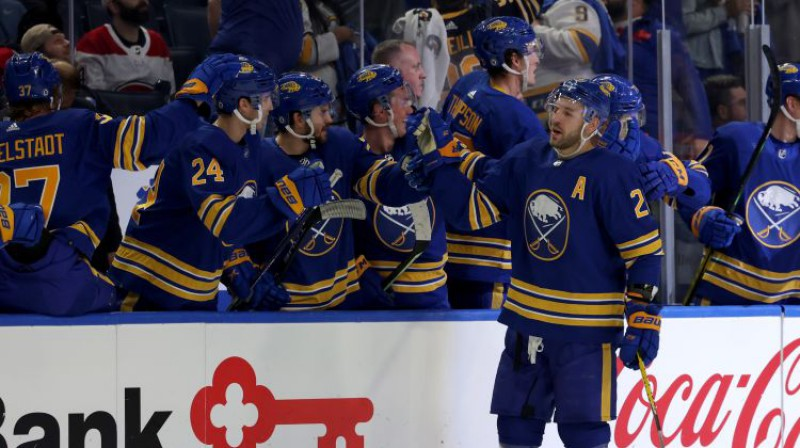 Zemgus Girgensons. Foto: USA Today Sports/Scanpix
