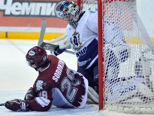 Pastarīšu duelis Rīgā - ''Dinamo'' pret ''Amur''