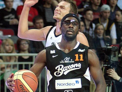 Vienā Latvijas Basketbola līgas spēlē - trīs ārzemnieki