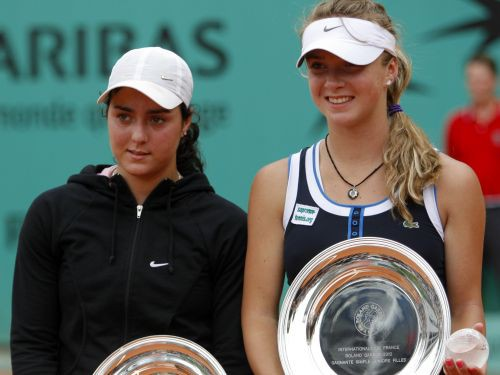 """French Open"" junioru tituli Ukrainai un Argentīnai"