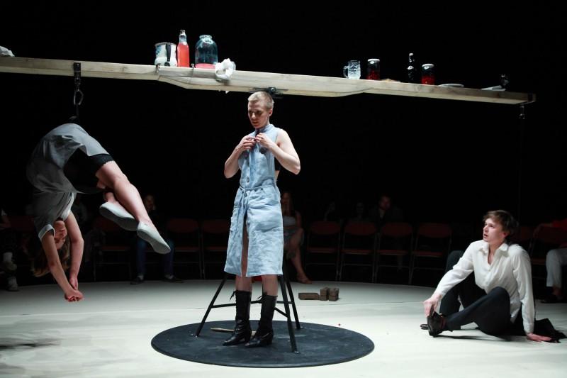 """""""Jūlijas jaunkundze"""" atgriežas uz Valmieras teātra skatuves un piedalās festivālā Luksemburgā"""