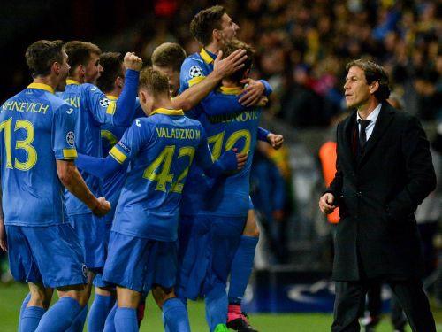 BATE izrauj uzvaru, Dubra kļūst par divkārtēju Baltkrievijas čempionu