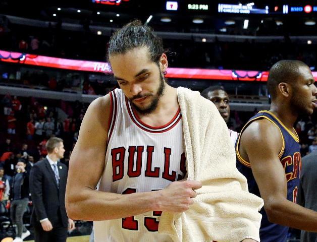 """Noā dalība """"Bulls"""" nākamajās spēlēs zem jautājuma zīmes"""