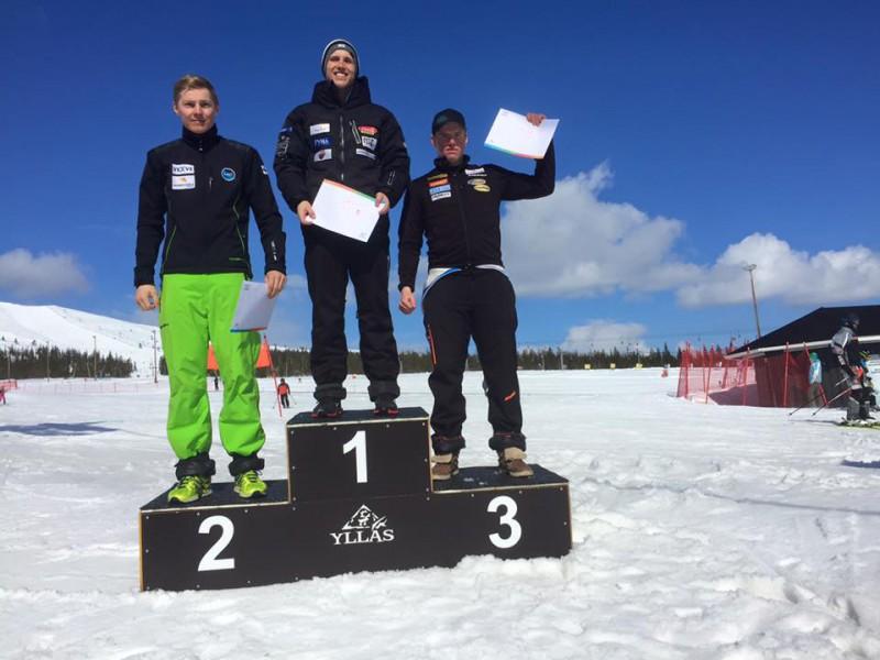 M.Zvejnieks uzvar nobraucienā Somijā, L.Bondare divreiz trešā