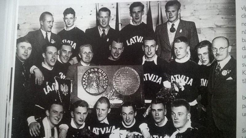 76 gadus pirms Porziņģa: pirmie latviešu basketbolisti Ņujorkā