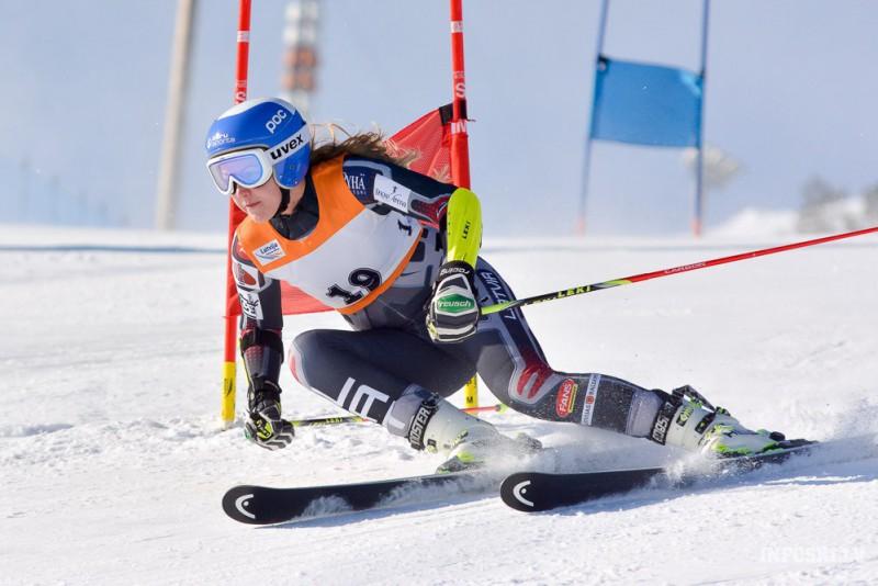 Bondare Baltijas kausa posmā paralēlajā slalomā apsteidz olimpieti Gasūnu