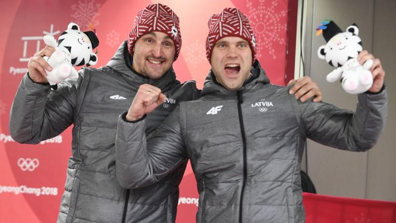 Mobilajā aplikācijā iespējams uzzināt par Latvijas olimpisko vēsturi