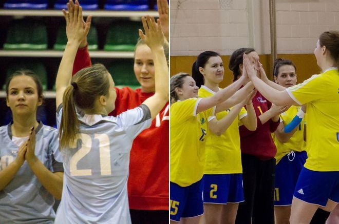 """""""Latgols"""" un """"Jēkabpils SS"""" izcīna uzvaras sieviešu Virslīgas spēlēs"""