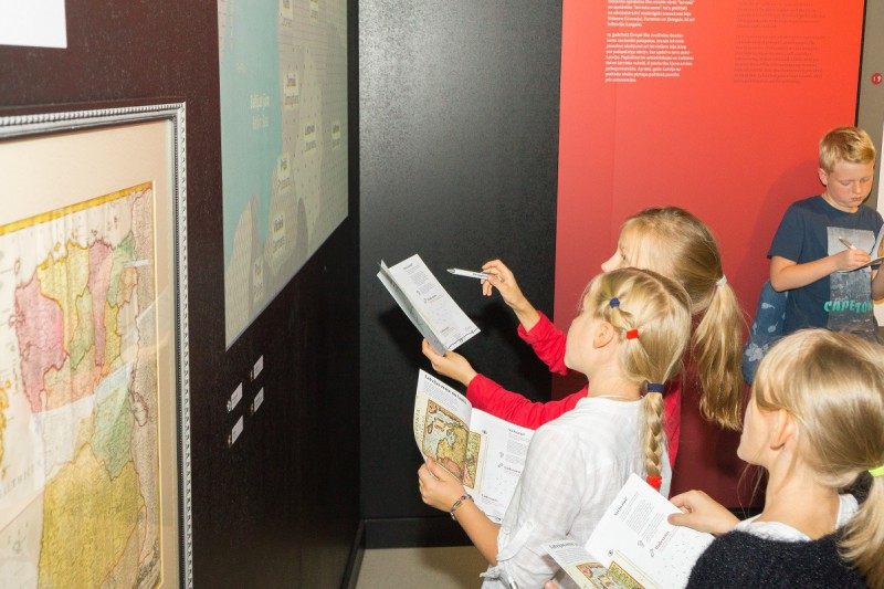 """Muzejs aicina uz jaunu nodarbību ciklu bērniem  """"Priekšmetu mērnieks"""""""