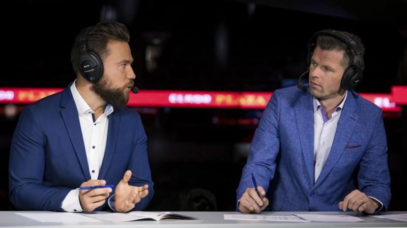 Sportacentrs.com TV: Hokeja Diēta, Virslīgas kalorijas un handbola enerģija