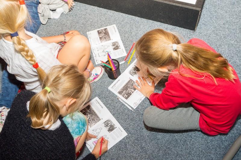 Rudens sezonā Latvijas Nacionālajā vēstures muzejā ģimenēm ar bērniem trīs radošās darbnīcas un četras ekskursijas