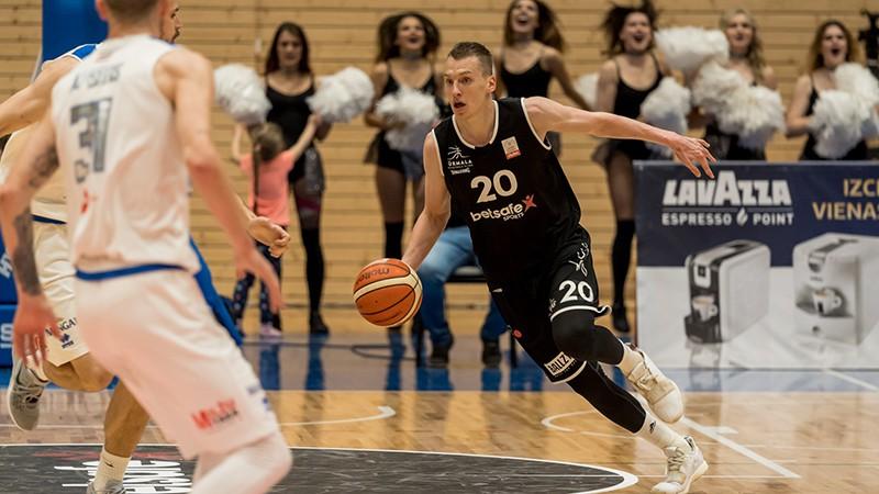 Bronzas sērijas duelis ievadīs Latvijas - Igaunijas līgas sezonu