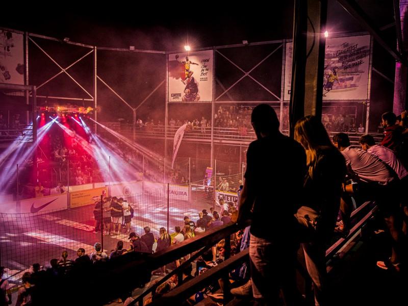 Ghetto Football mainīs vēsturi - tiek dota zaļā gaisma Eiropas līgai ielu futbolā