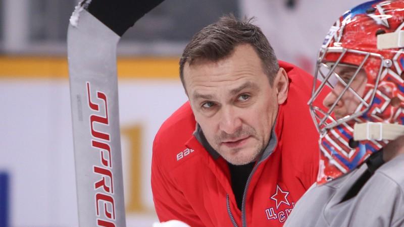 Naumova CSKA iemet trīs ripas četrās minūtēs un rietumu finālā panāk 3-0