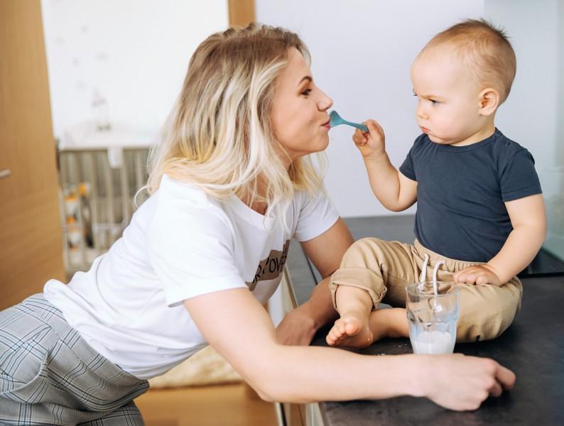 Kā pabarot mazuli – izvēlīgu ēdāju?