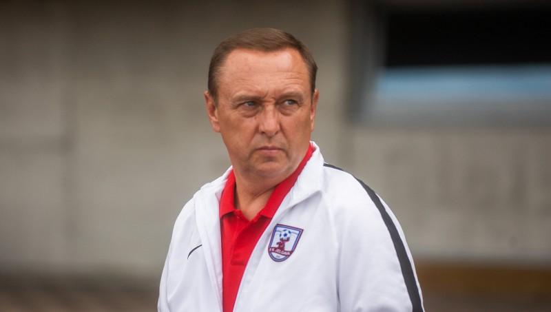 """Pārspēļu zonā nokļuvusī """"Jelgava"""" šķiras no galvenā trenera Kubareva"""
