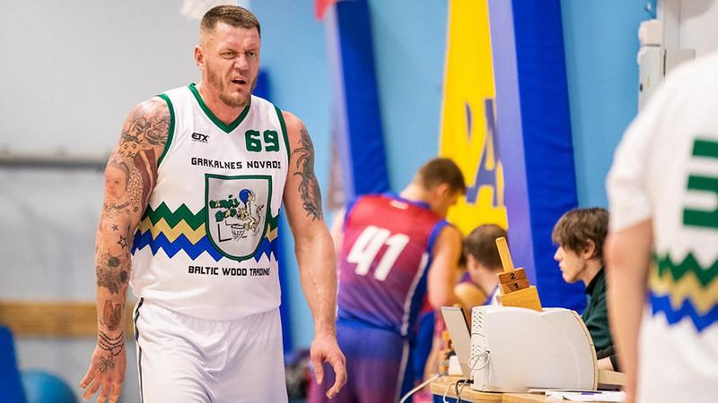 Runcim Kambalam 39 punkti neizšķirtā Latvijas kausa spēlē Rugājos