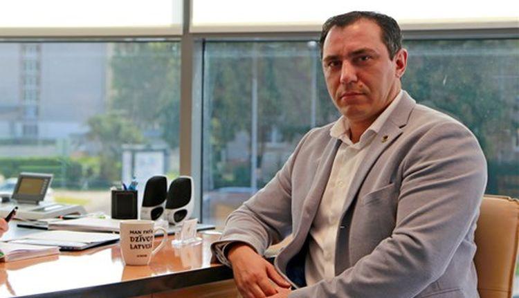 """Riekstiņš: """"PČ nav un nebūs LHF """"kabatas"""" projekts"""""""