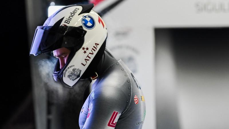 Bobsleja pilots Bērziņš šosezon vēlas stabili cīnīties par Top6