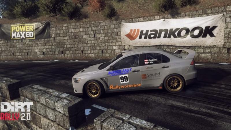 Pēc trīs digitālā rallija čempionāta posmiem līderis autosportists Ralfs Sirmacis