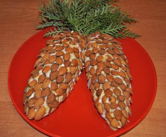 Ziemassvētku salāti Čiekurs