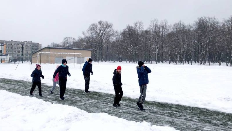 Sporta skolas ārkārtas situācijā rod jaunus veidus, kā turpināt treniņu procesu