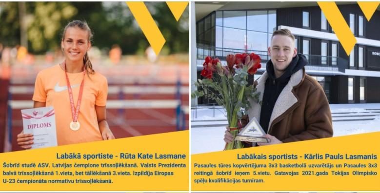 Lasmane un Lasmanis nopelna gada atzinības Ventspilī; bez svarcelšanas pirmoreiz kopš 2010. gada