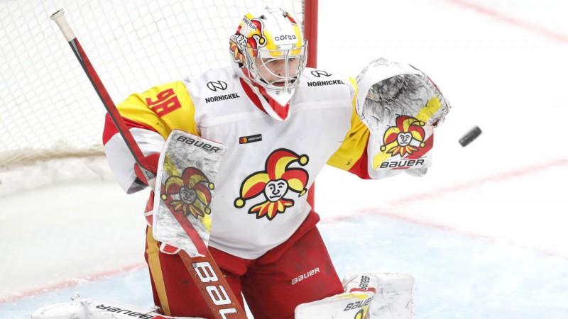"""""""Jokerit"""" pagarina līgumus ar četriem hokejistiem, tostarp vārtsargu Lindbeku"""