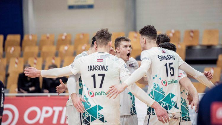 Vai jau šovakar kļūs zināmi Latvijas čempioni volejbolā?