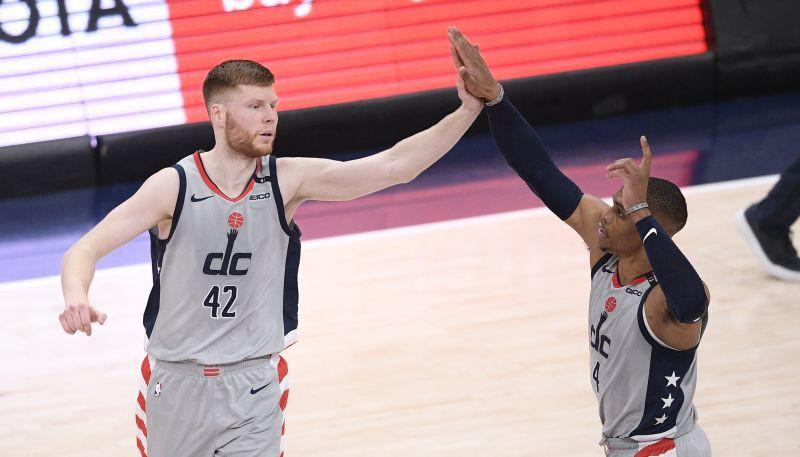 """Bertānam deviņi punkti, """"Wizards"""" garākā uzvaru sērija 20 sezonu laikā"""
