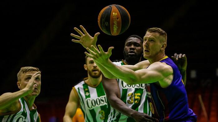 Šmita ''Barcelona'' zaudē ''Joventut'', izšķirošā spēle sestdien