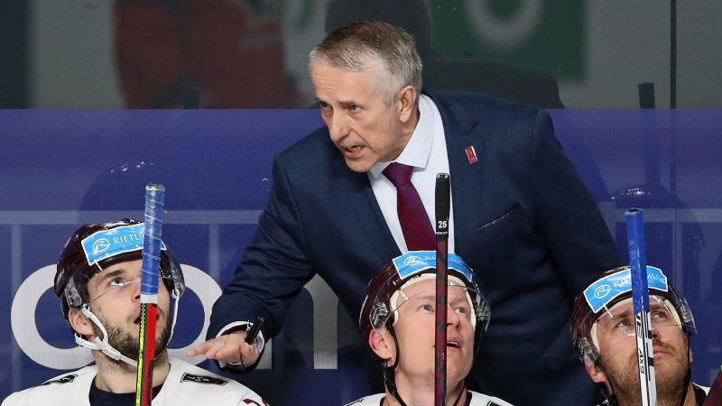 """Hārtlijs: """"Biju kā brālis Latvijas hokeja ģimenē, tā ir neaizmirstama pieredze"""""""