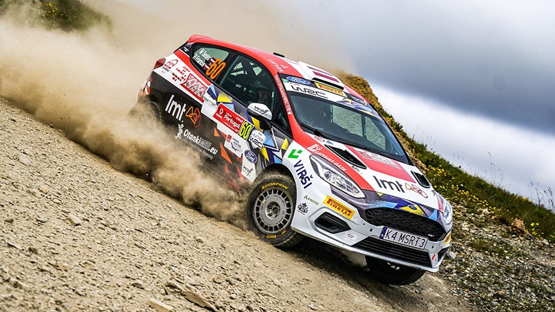 Sesks Portugālē triumfē WRC junioru klasē