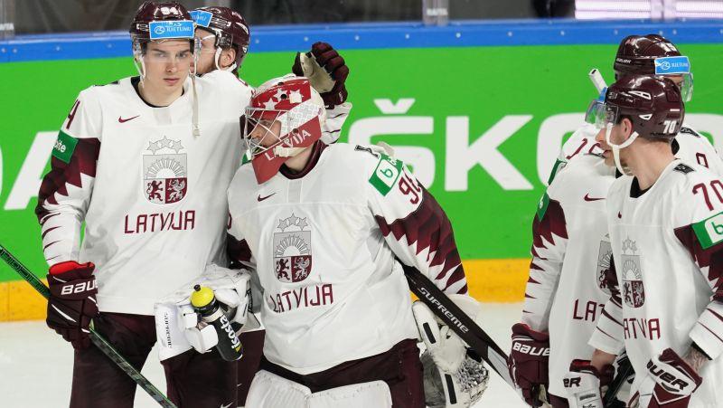 Arī Latvija izvēlas pirmos trīs spēlētājus Pekinai un jau rezervē vietu Rubīnam