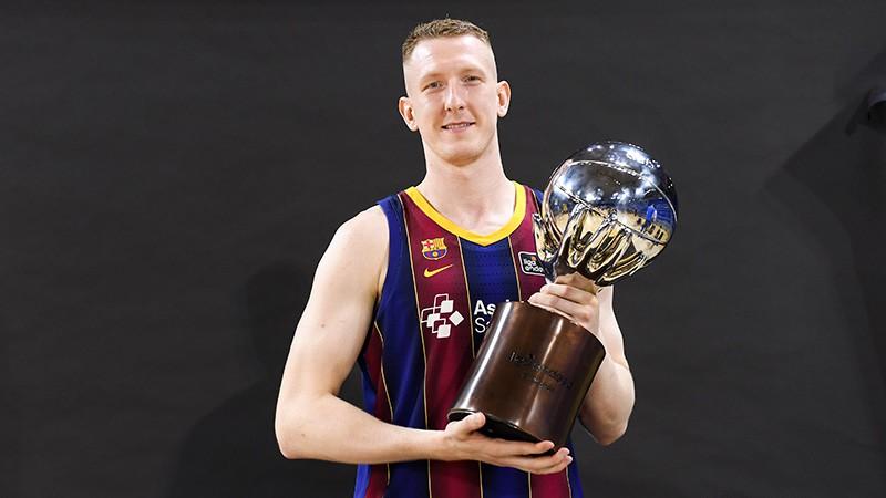 Šmita ''Barcelona'' izcīna pirmo ACB līgas čempiontitulu kopš 2014. gada