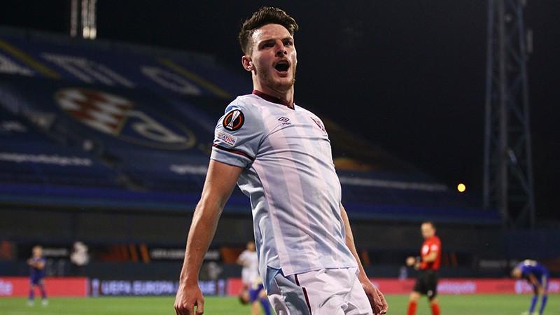 """""""West Ham"""" svin panākumu Zagrebā, Dambrausks tiek pie punkta Dānijā"""